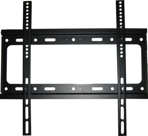 SLIM LCD LED PLASMA FLAT TV WALL MOUNT BRACKET 24 30 32 37 4