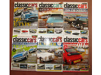 Classic Cars Magazine – Complete 2011 Year