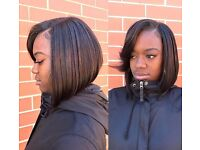 Braids, weaves, crochet, twits, closure, frontals, wigs