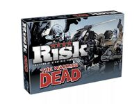 Walking Dead Risk Board Game