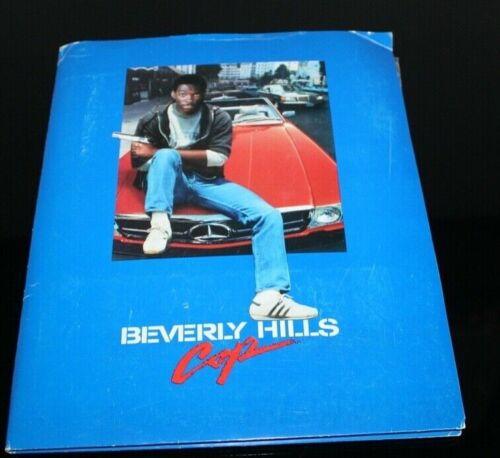 Beverly Hills COP Eddie Murphy MOVIE PRESS KIT PHOTOS
