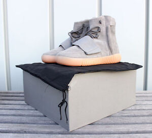 YEEZY BOOST 750 - Grey Gum Bottom, Black, Chocolate Brown - UA