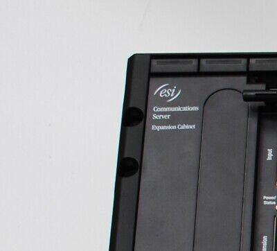 Esi Communications Server Esi-600 Or 1000 Expansion Cabinet Plastic 5000-0370