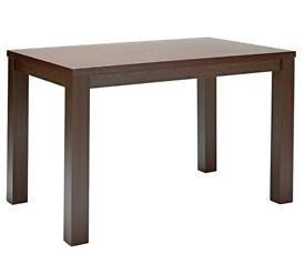 Pemberton Walnut Stain 150cm Dining Table