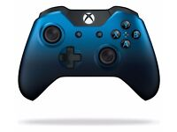 Xbox one special edition dusk blue wireless controller