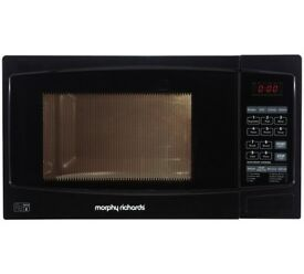 Morphy Richards 800W Combination Microwave E58 - Black