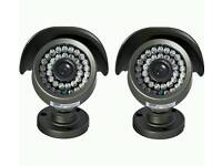 Yale Easy Fit Outdoor Bullet Camera - Twin Pack