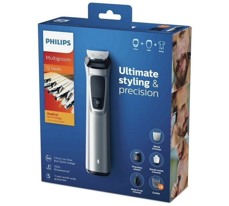 d1a2923a0 Philips Series 7000 12 in 1 MG7710 Grooming Kit *NEW* | in Corby ...