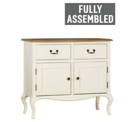 Heart of House Harper 2 Door 2 Drawer Solid Wood Sideboard