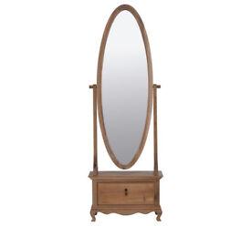 Schreiber Burleston Cheval Mirror