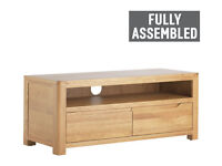 Heart of House Weymouth Solid Wood TV Unit