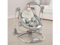Ingenuity baby swing and rocker 2-in-1