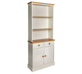 Winchester Bookcase & Display Unit - Two Tone