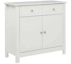 Collection Osaka 2 Door 2 Drawer Sideboard - White