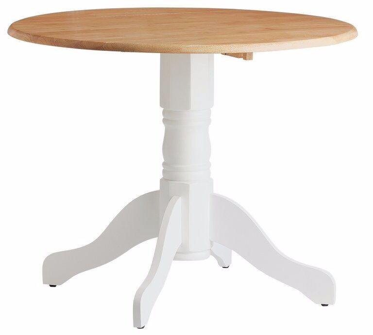 """Kentucky Solid Wood Drop Leaf TableTwo Tonein Sheffield, South YorkshireGumtree - I have this amazing one available. One piece of chunky home furniture. Must sell As soon as is possible. If possible get in touch with me for information as well as e mail me please. """"The Kentucky table is perfect for small dining spaces. It has a..."""