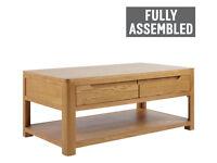 Weymouth Coffee Table - Solid Wood