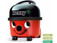 Henry hoover new