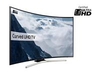 "Samsung 40"" Curved SMART 4K Ultra HDTV"