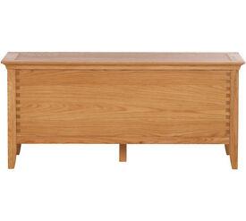 Schreiber Pentridge Blanket Box - Oak