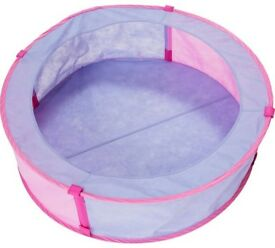 BRAND NEW SEALED PINK AND PURPLE GIRLS BALL PIT - LEICESTER