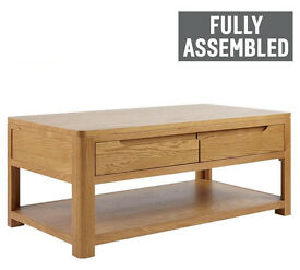 Weymouth Coffee Table - Solid Wood