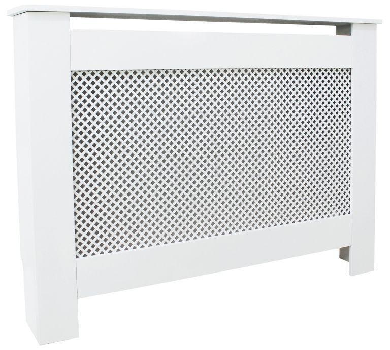 HOME Odell Medium Radiator Cabinet - White