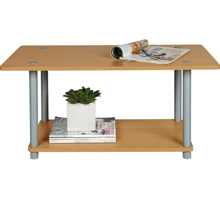 ARGOS HOME Verona 1 Shelf Coffee Table