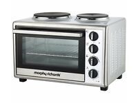 Morphy Richards Convection Mini Oven - Silver