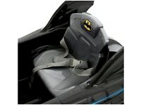 Battery operated light and sound batmobile