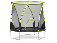Plum 12ft Whirlwind Trampoline and Enclosure