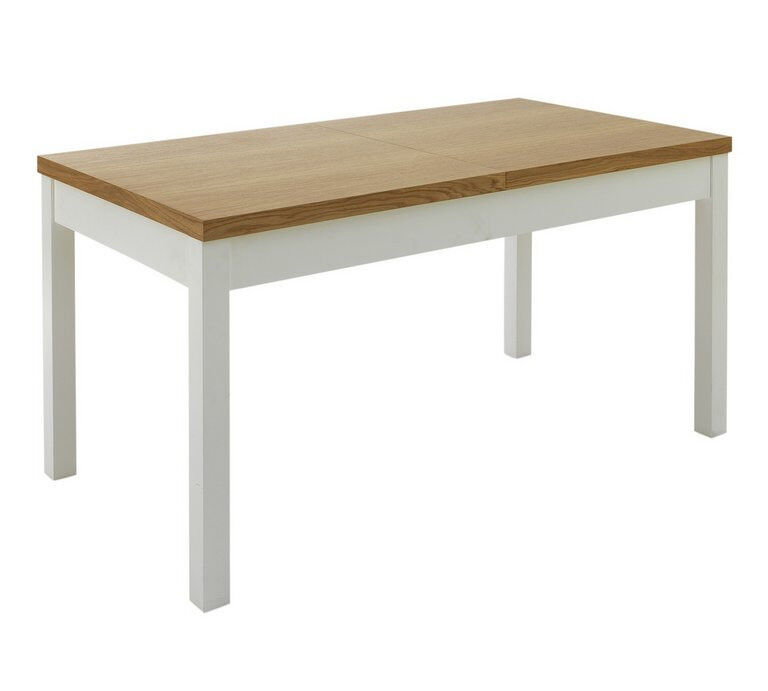 Heart of House Castleton Extendable Table - Two Tone