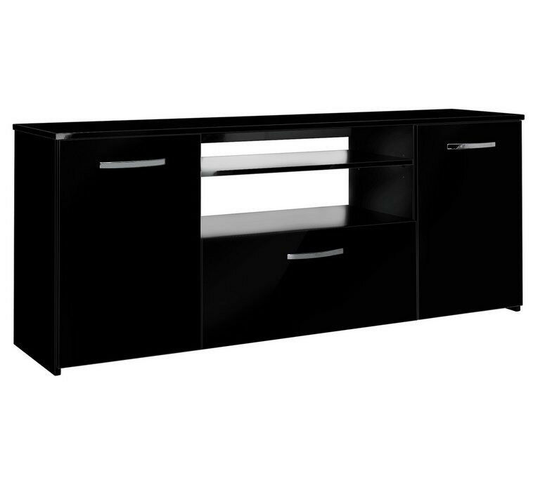 Hygena Hayward Sideboard and TV Unit - Black