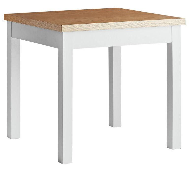 Castleton Oak Veneer Table