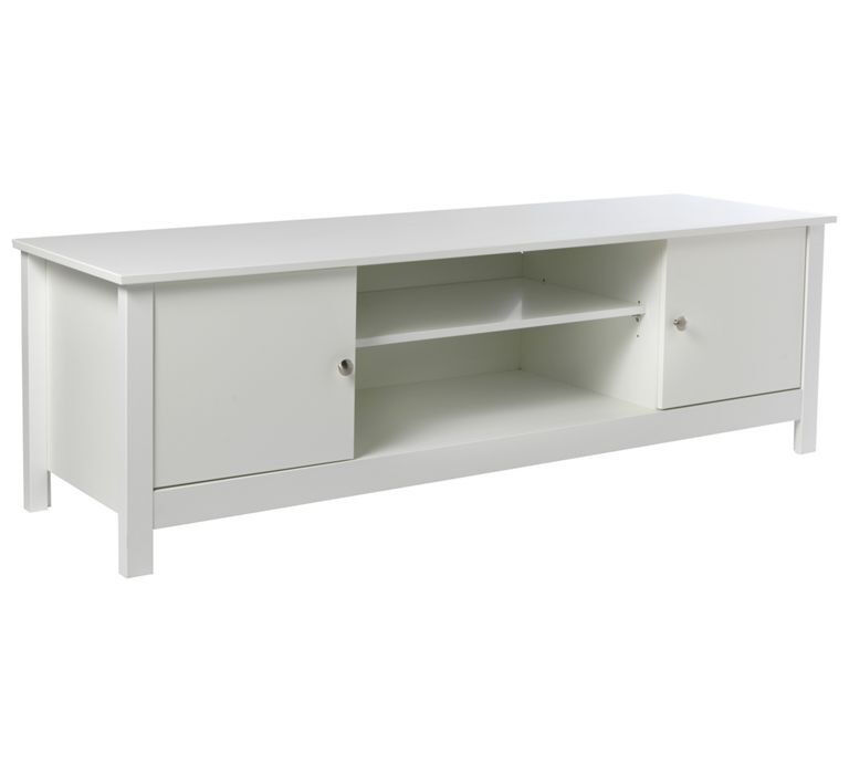 Collection Osaka 2 Door TV Unit - White