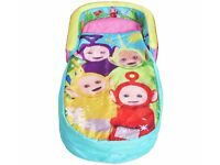 Teletubbies My First Toddler ReadyBed Airbed & Sleeping Bag