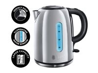 Russell Hobbs Pennine Illuminating Stainless Steel Kettle