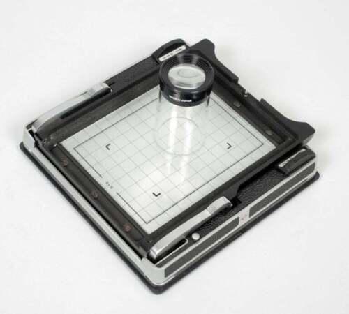 CatLABS (PEAK) 5X Achromatic ground glass focusing Loupe/Lupe negative