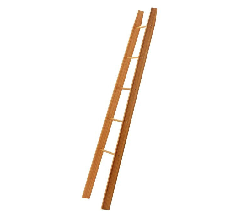 Collection Bamboo Ladder Shelf