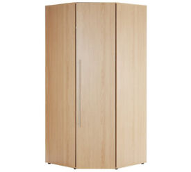 Hygena Atlas Corner Unit - Oak Effect