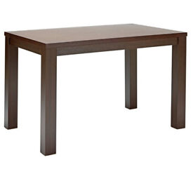 Pemberton 120cm Walnut Veneer Dining Table