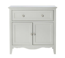 Fully assembled Romantic Sideboard - White