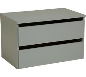 Hygena Bergen 2 Drawer Medium Internal Chest - 150cmx200cm
