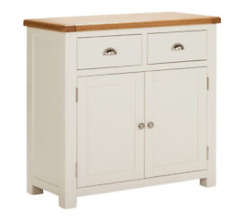 Heart of House Kent Small Sideboard - Soft Light Grey