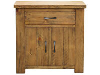 Home of Style Didsbury 2 door 1 drawer sideboard