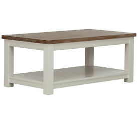 Schreiber Lulworth Coffee Table - Two Tone