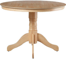 Kentucky Natural Round Dining Table