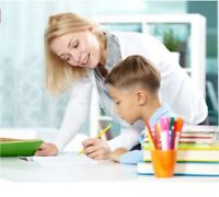 ELEMENTARY SCHOOL CHILDREN TUTORING SERVICES