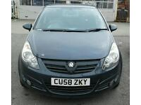 58 Reg VAUXHALL CORSA GREAT CONDITION