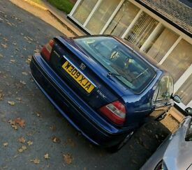 1.4 Car - 12 months Mot Honda civic