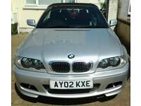 BMW 3 Series 2.0 318Ci M Sport